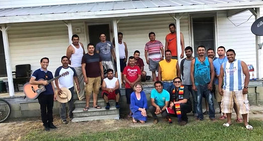 cicm missionaries helping migrant workers and the poor