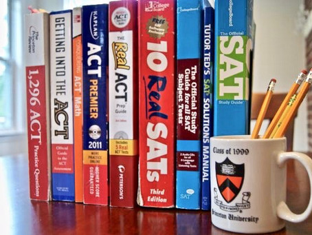 Preparing for the SAT & ACT