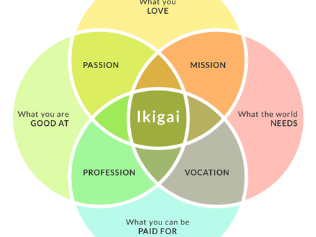 Ikigai: explore your purpose