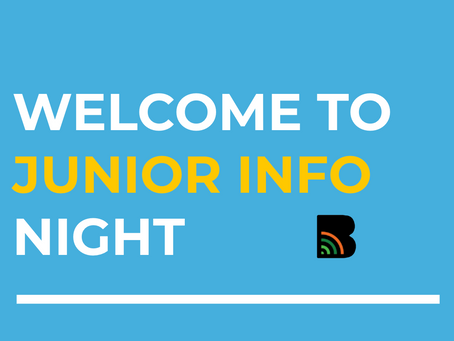 Junior Info Webinar: top five to-do's for the class of 2021