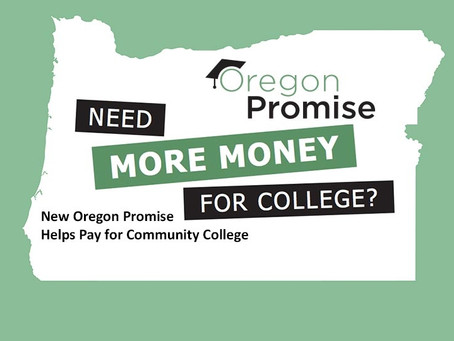 Oregon Promise: Who, What, & How?