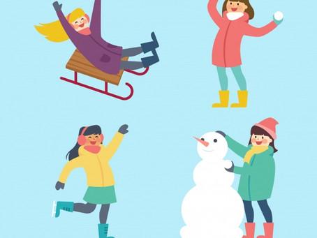 Some ways to spend your winter break