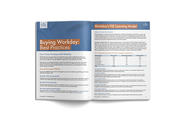 Workday Rightsizing Guide