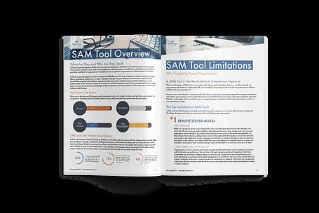 SAM Software Asset Management Tool Limitations