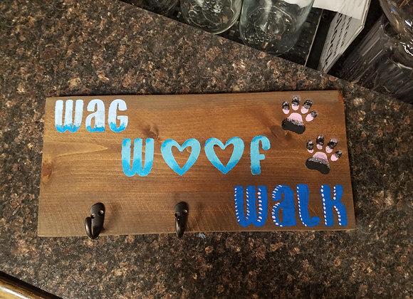 Woof wag walk
