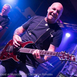 George Trimmer - Guitar and vocals