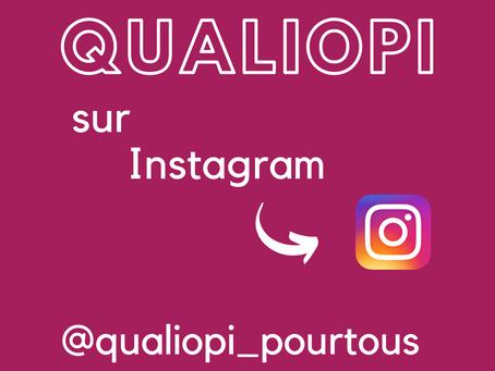 Découvrir qualiopi sur instagram