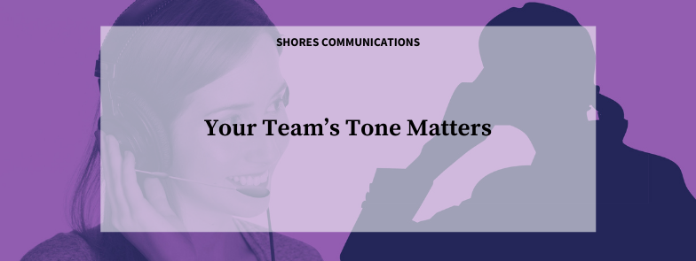 Your team's tone matters