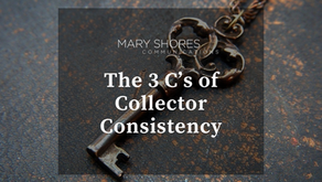 The 3 C's of Collector Consistency