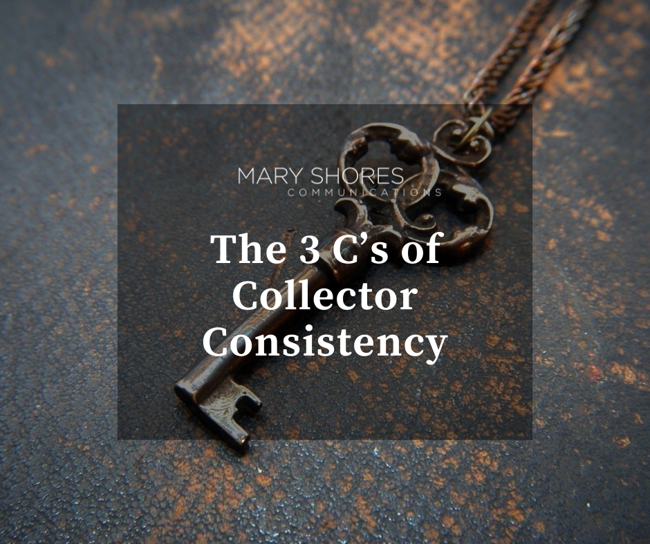 The 3 C's of Collector Consistency, Collector Training, Collector Communication Training, Debt Collection Training
