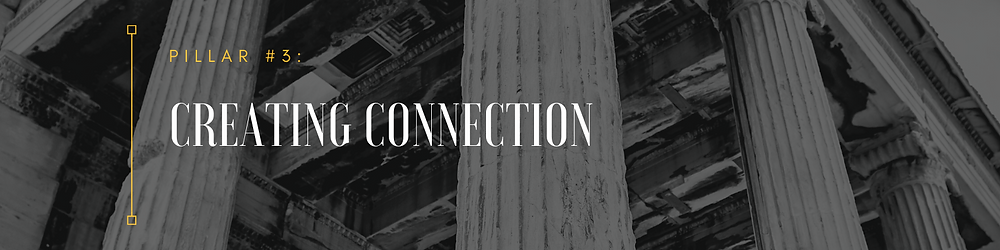 how to create connections in the collections industry