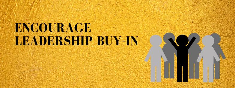 encourage leadership