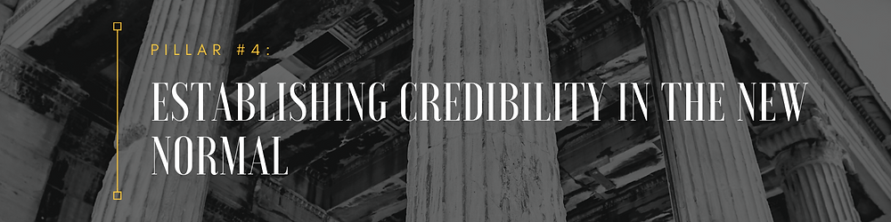 establishing credibility in collections agency