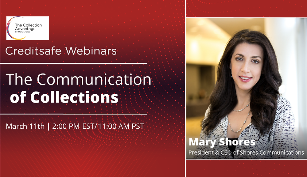 book webinars for effective collections strategies