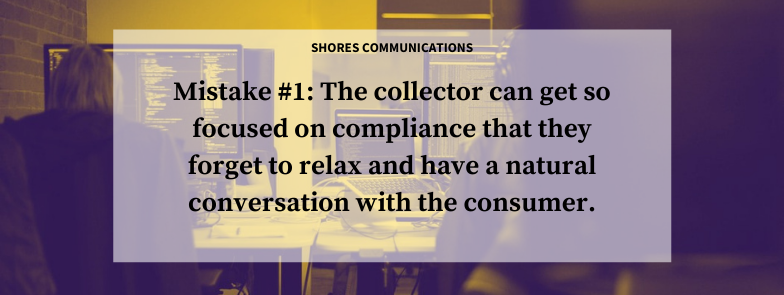 focusing on compliance in debt collection