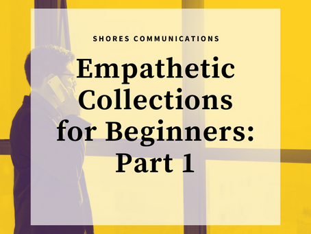 Empathetic Collections for Beginners: Part 1