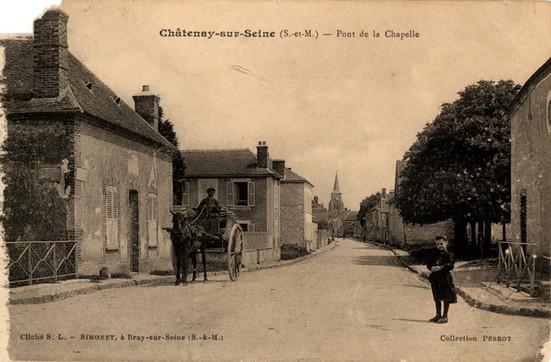 Pont de la Chapelle