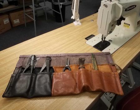 leather tool keeper