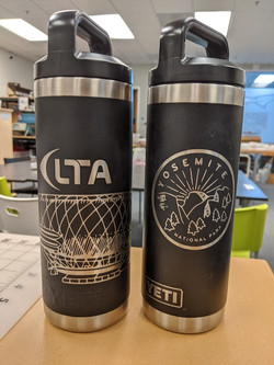 thermos etched LTA