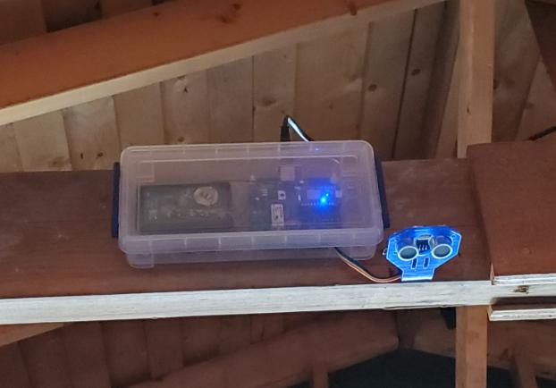 Garage Door Open Sensor