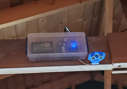 Garage Door Open Sensor
