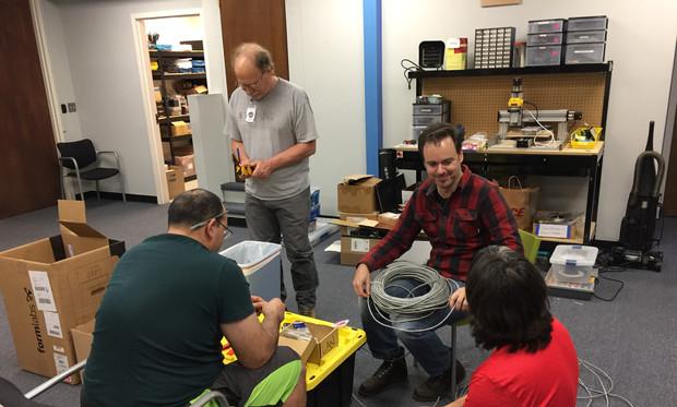 Making LAN Cables