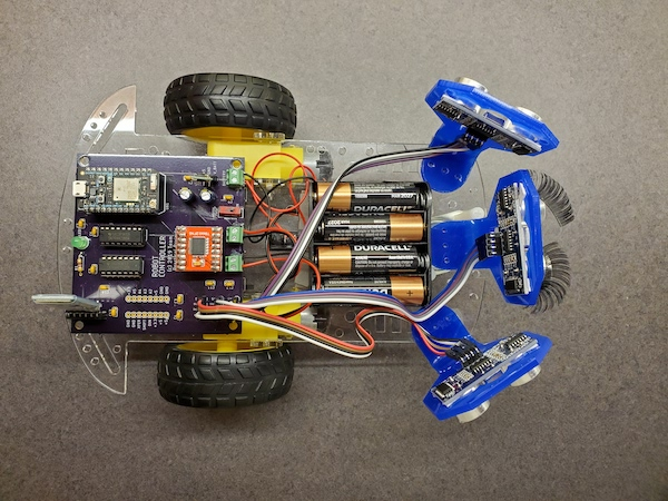 Autonomous Robot Kit
