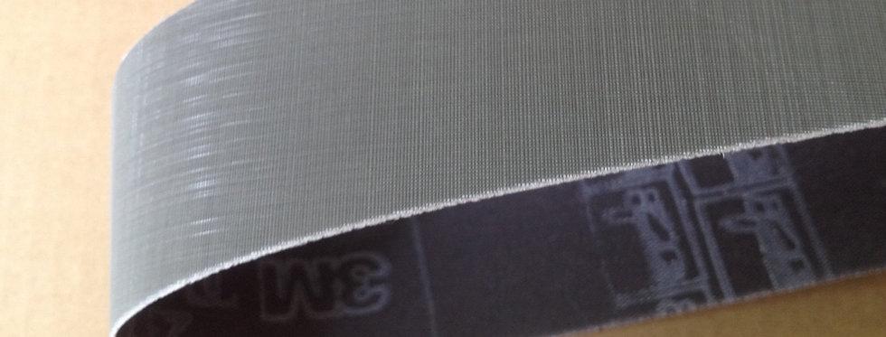 """3M Trizact Abrasive Belt - 100mm x 1220mm (4""""x 48"""") - Multitool MTA-484"""