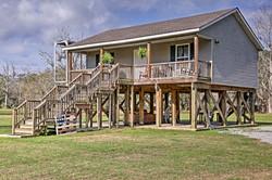 Cajun Cottage Front Right