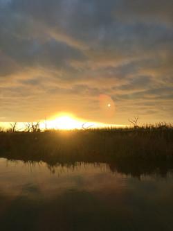 Sunset Lower Dularge
