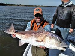 Gavin Huge Redfish