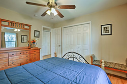 Lytle Farms Cajun Cottage Bedroom