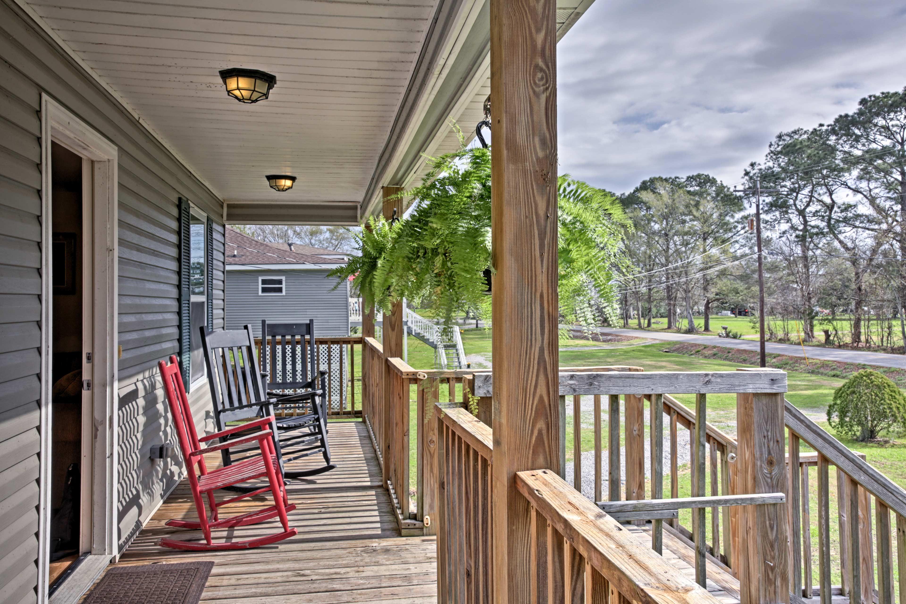 CC Pro Porch