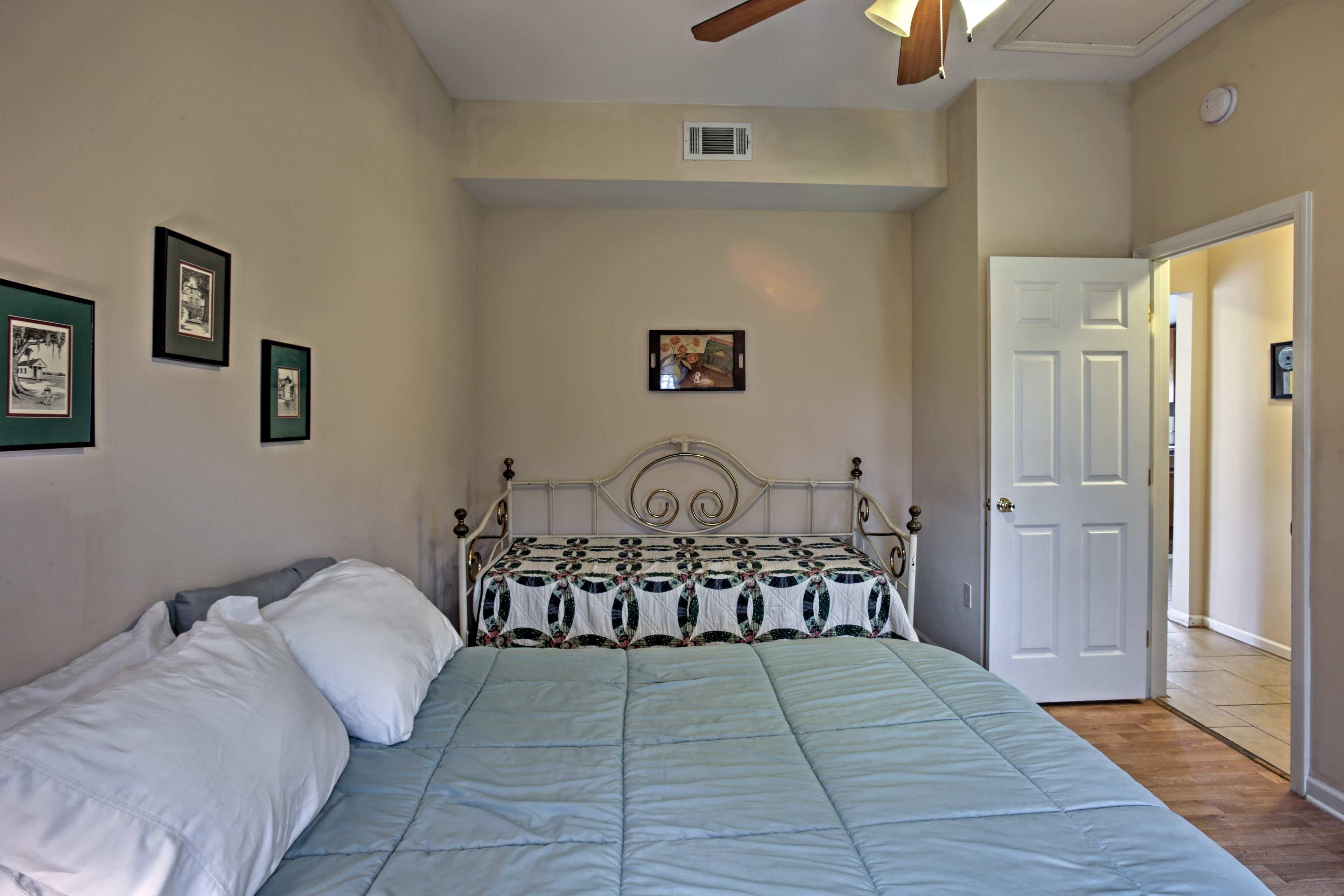 Pro 1 BR 2 beds 2