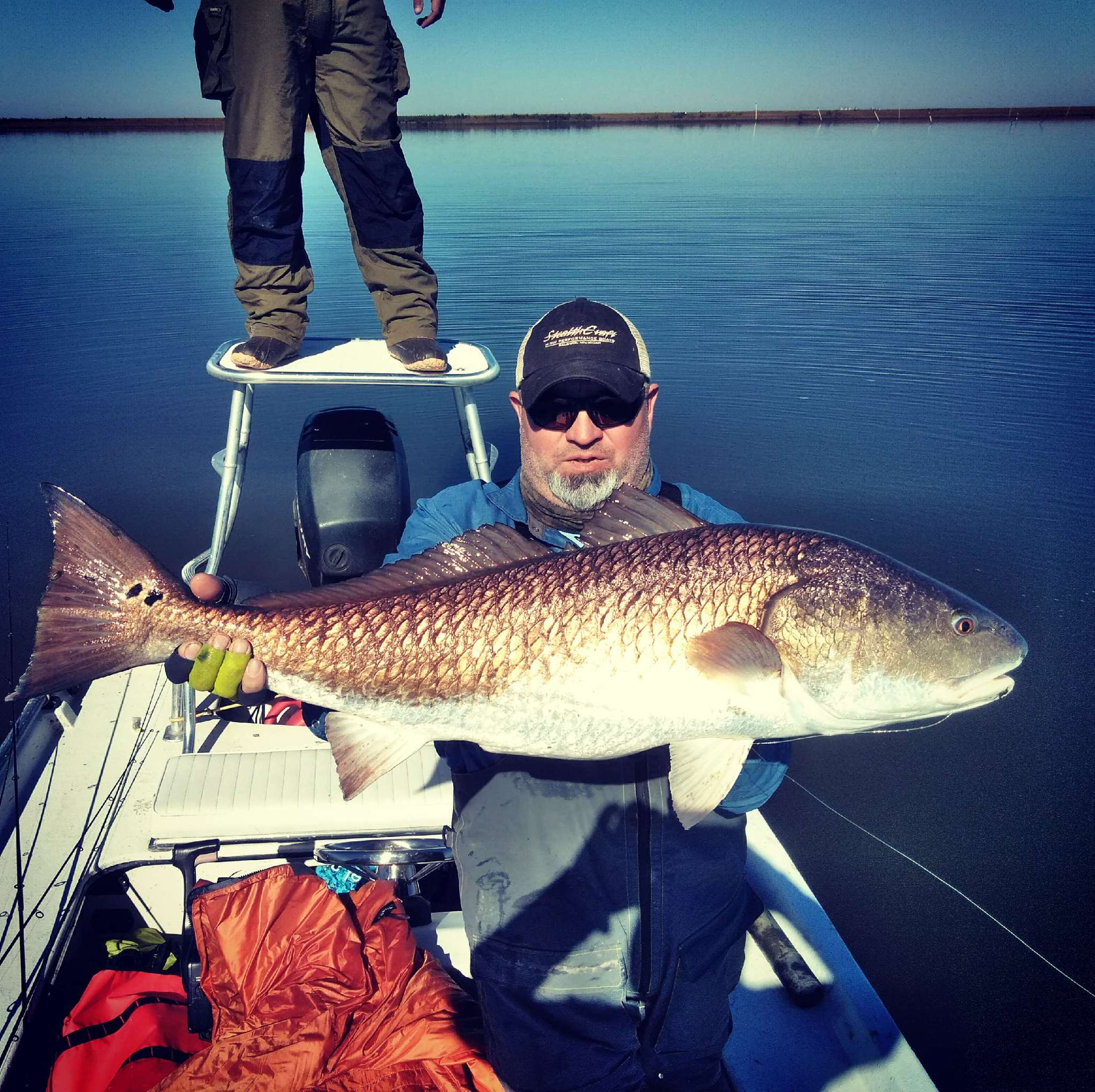 Steve Martinez Huge Redfish