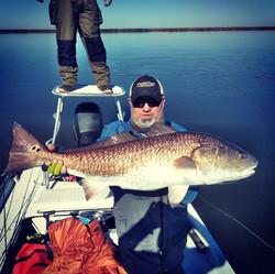 Steve Martinez Huge Redfish