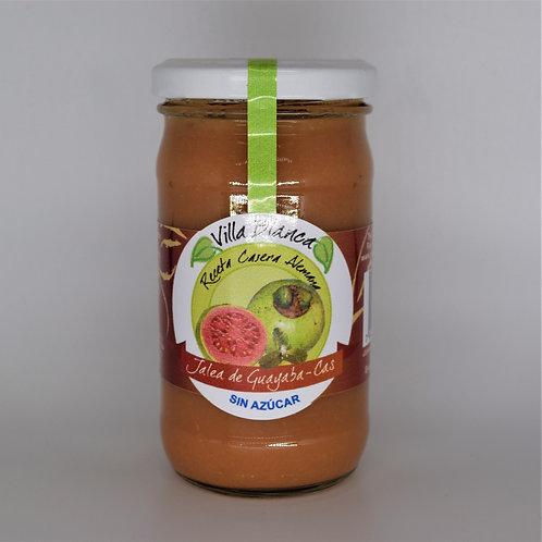 Jalea de guayaba-cas (sin azúcar)