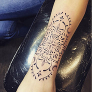 Gypsy Blue Tattoo Gold Tattoo Studio Auckland New Zealand