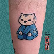 Keith Lin Tattoo Gold Takapuna Auckland New Zealand