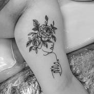 Ash van Doorne Tattoo Gold Takapuna Auckland New Zealand
