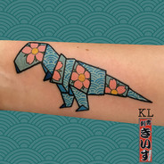 Keith Lin Tattoo Gold Takapuna Auckland New Zealand  alexiatrex