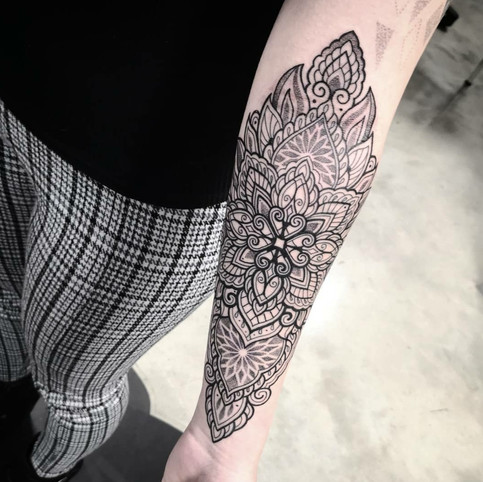 brie Tattoo Gold Auckland