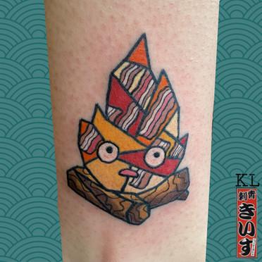 Keith Lin Tattoo Gold Takapuna Auckland New Zealand Origami