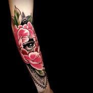 Coen Mitchell Tattoo Gold Takapuna Tattoo Studio Auckland New Zealand