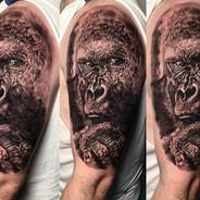 Junior Silivaai Tattoo Tattoo Gold Takapuna Auckland New Zealand