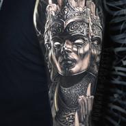 HOKO3.Inglorious Hoko - Flashweekend at Tattoo Gold Takapuna