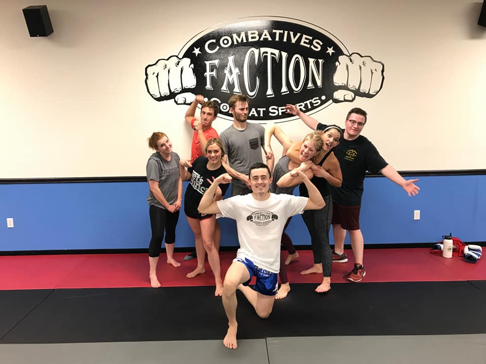 Muay Thai Kickboxing Classes Mesa