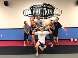 Muay Thai Kickboxing Classes Mesa