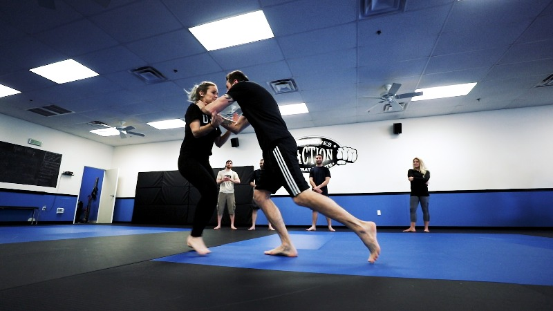 womens self defense classes tempe