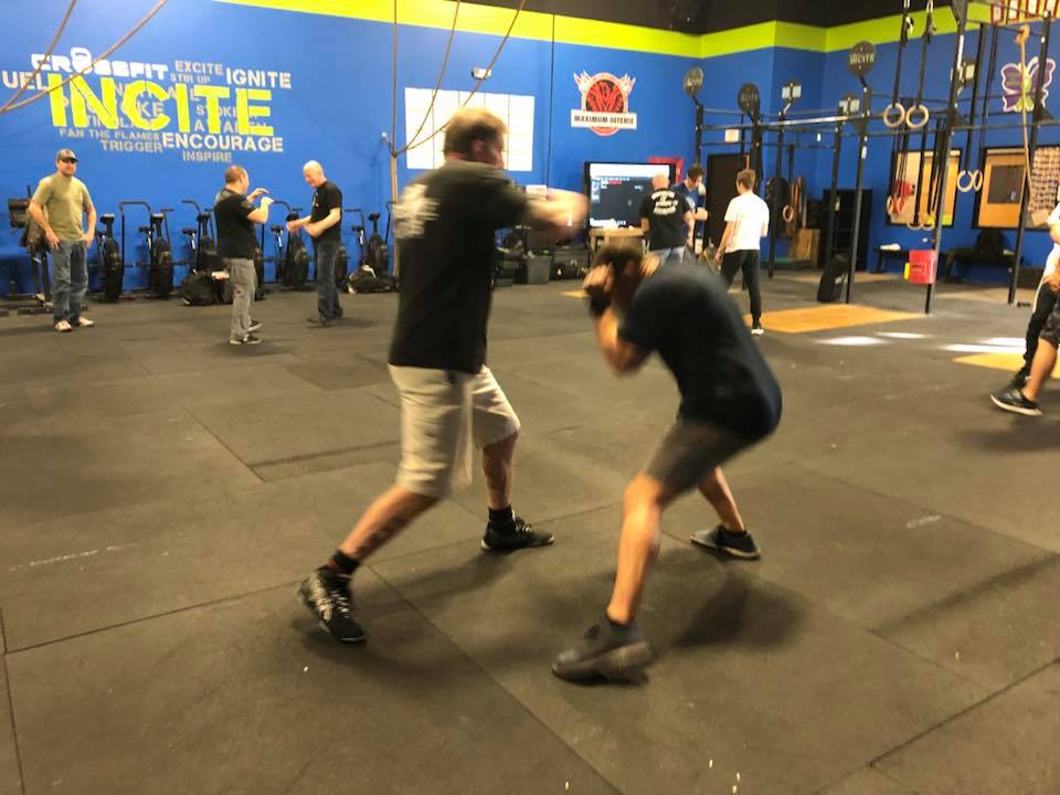 Boxing - Workshop in East Valley
